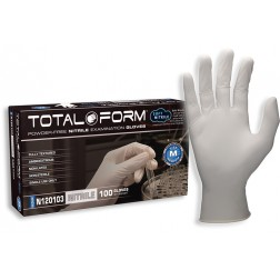 5 CASE MINIMUM ORDER ON ALL SW SAFAETY GLOVES - SW Totalform Soft Nitrile Exam Glove, S, PK100, CS