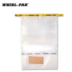 Whirl-pak Bag 55oz Speci-Sponge  Blender Bag PK100