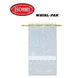Whirl-pak Bag 123oz (3,637 ml) Write-On, PK250