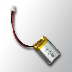 Replacement battery, lithium, 3.7V, 750mAh