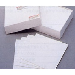 Blotting Paper, 15X15cm, 100 Sheets, 100UNIT, PK1