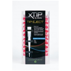 Biotix 20uL xTIP TipEject Low Retention Pipette Tips for Rainin LTS Style Pipettors, CS 4800 (5 pa