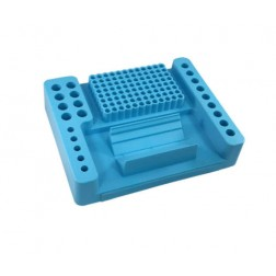 CoolCaddy™ cold station for PCR plate, tubes, and cryos