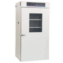 CO2 INCUBATOR, LARGE CAPACITY, 31 CU FT, DRY ONLY, IR, SOLID DOOR w/ VIEW, OUTLET, ACCESS PORT, 11