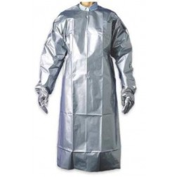 Honeywell™ North™ Silver Shield™ Chemical Resistant Apparel, L, 1/EA