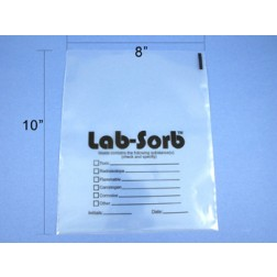 Medium LabSorb disposal bags, 50/pk