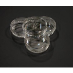 EZ-LINE Cell culture Dishes Untreated, 35X10mm, PS, Sterile untreated, 500 per case, 500UNIT, BX1
