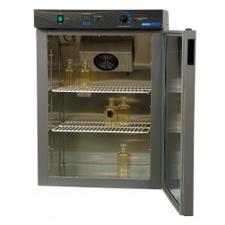 REFRIGERATED INCUBATOR, 3 CU FT, ENERGY EFFICIENT PELTIER COOLING, +15c to +40c, OUTLET, 115V