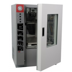 REFRIGERATED SHAKING INCUBATOR, 5 CU FT, +10c to +60c, HIGH-SPEED (850 RPM), FLOOR MODEL, 115V