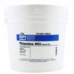 Thiamine Hydrochloride, Vitamin B1, 1 Kilogram CAS# 67-03-8