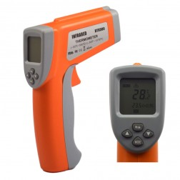 Digital Ir Thermometer, 16:1, -50/580C and -58/1076F