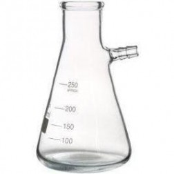 Borosilicate Glass Filter Flask 250ml