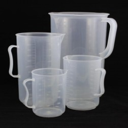 Plastic Measuring Cup Set of 4 (500-5000ml)