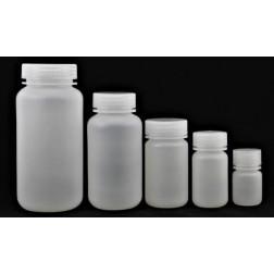 Plastic Reagent Sample Bottles Set (30-60-125-250-500ml)