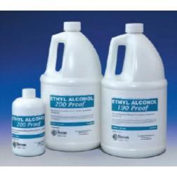 Ethanol, 200 proof (100%), USP, Decon Labs, 4X1GL FD TX PD