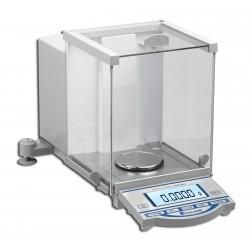 Accuris Analytical Balance, 120 grams, readability 0.0001grams, 115V, EA /1