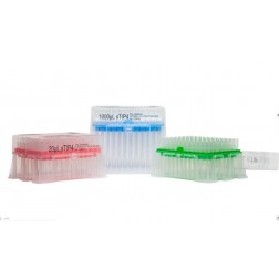Biotix 20uL xTIP4 TipEject Low Retention Pipette Tips for Rainin LTS Style Pipettors, Sterile, PK9