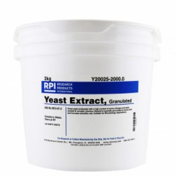Yeast Extract, Granulated, 2 Kilograms CAS# 8013-01-2