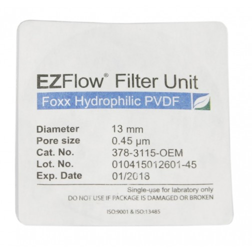 Buy Filtration Syringes | Lab Procurement Services