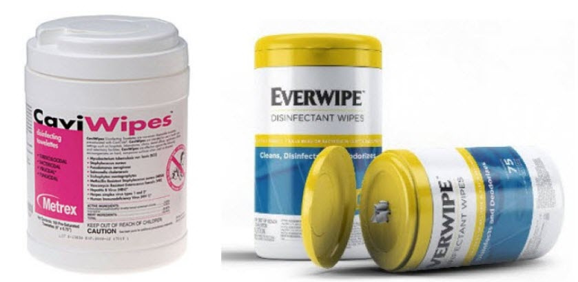 Covid Items - Image 3 - Wipes